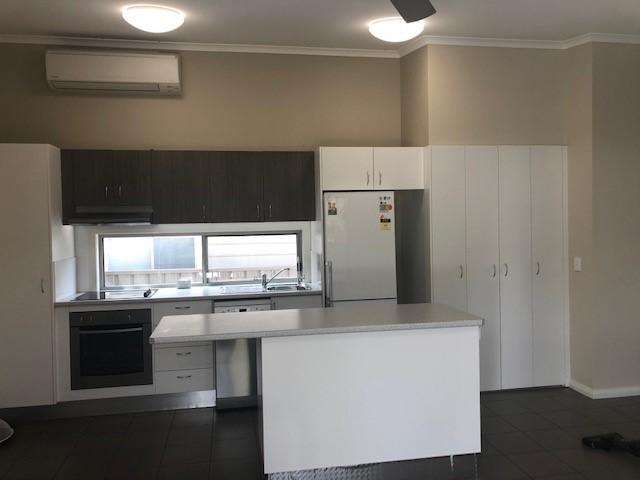 Airbnb setup kitchen - before