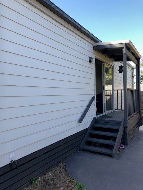 outdoor step and verandah 2